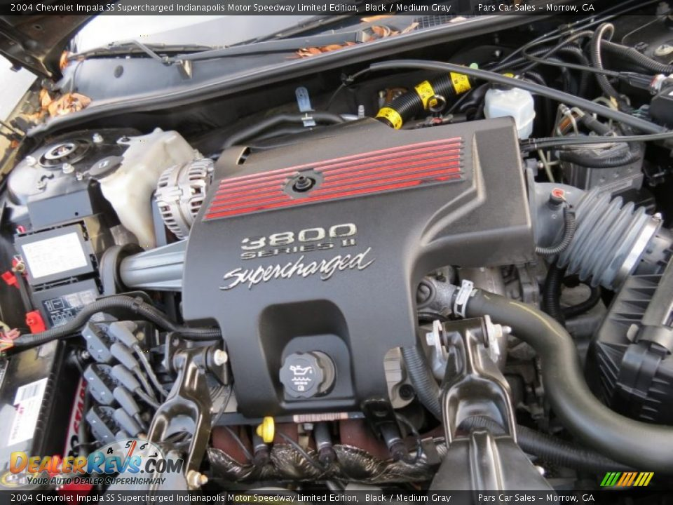 Chevrolet Impala SS Supercharged Indianapolis Motor Speedway Limited ...