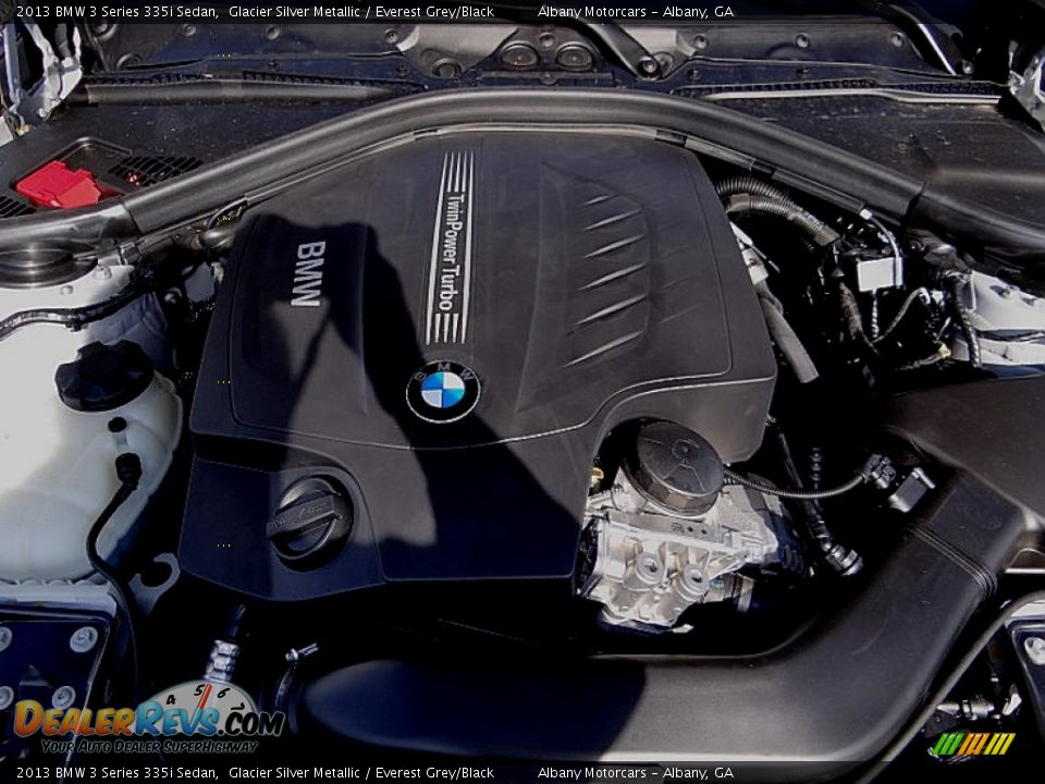2013 bmw 3 series 335i sedan 3 0 liter di twinpower turbocharged dohc 24 valve vvt inline 6. Black Bedroom Furniture Sets. Home Design Ideas