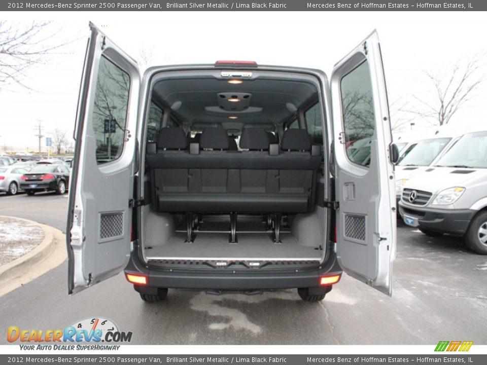 2012 Mercedes Benz Sprinter 2500 Passenger Van Brilliant