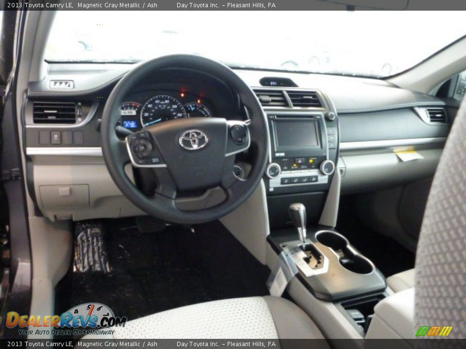ash interior 2013 toyota camry le photo 15. Black Bedroom Furniture Sets. Home Design Ideas