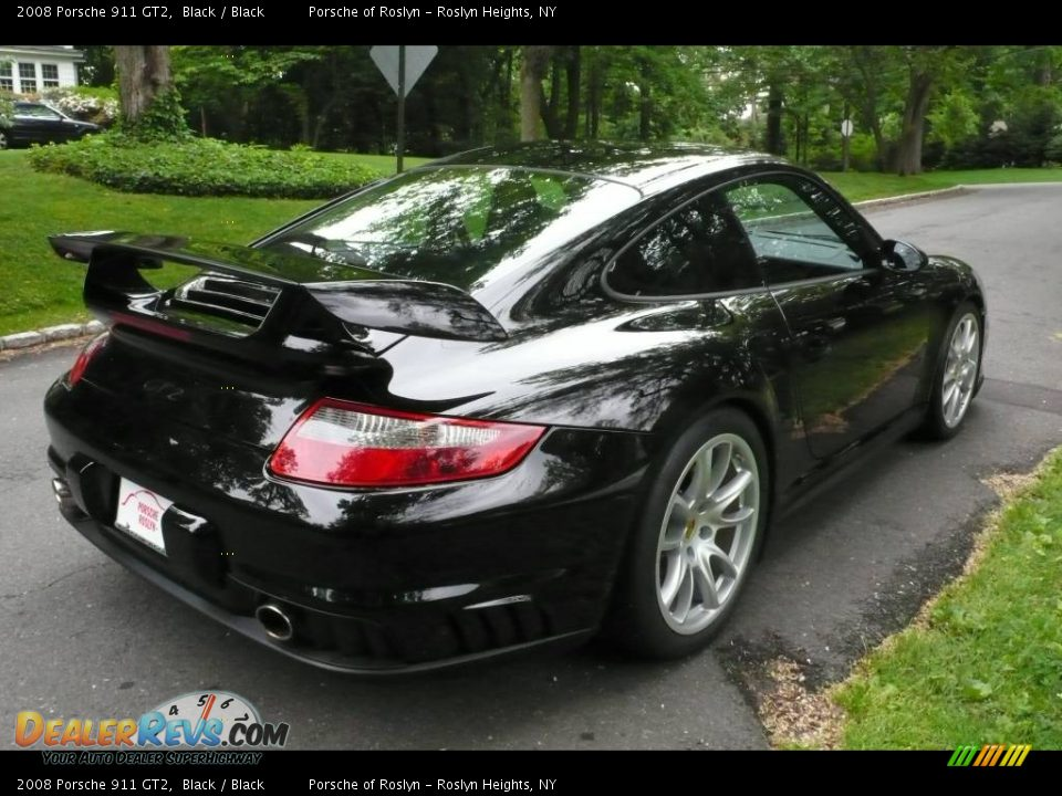 2008 porsche 911 gt2 black black photo 6. Black Bedroom Furniture Sets. Home Design Ideas
