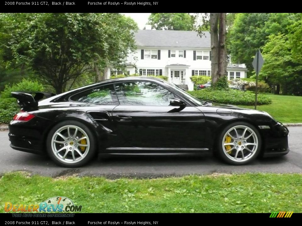 2008 porsche 911 gt2 black black photo 7. Black Bedroom Furniture Sets. Home Design Ideas