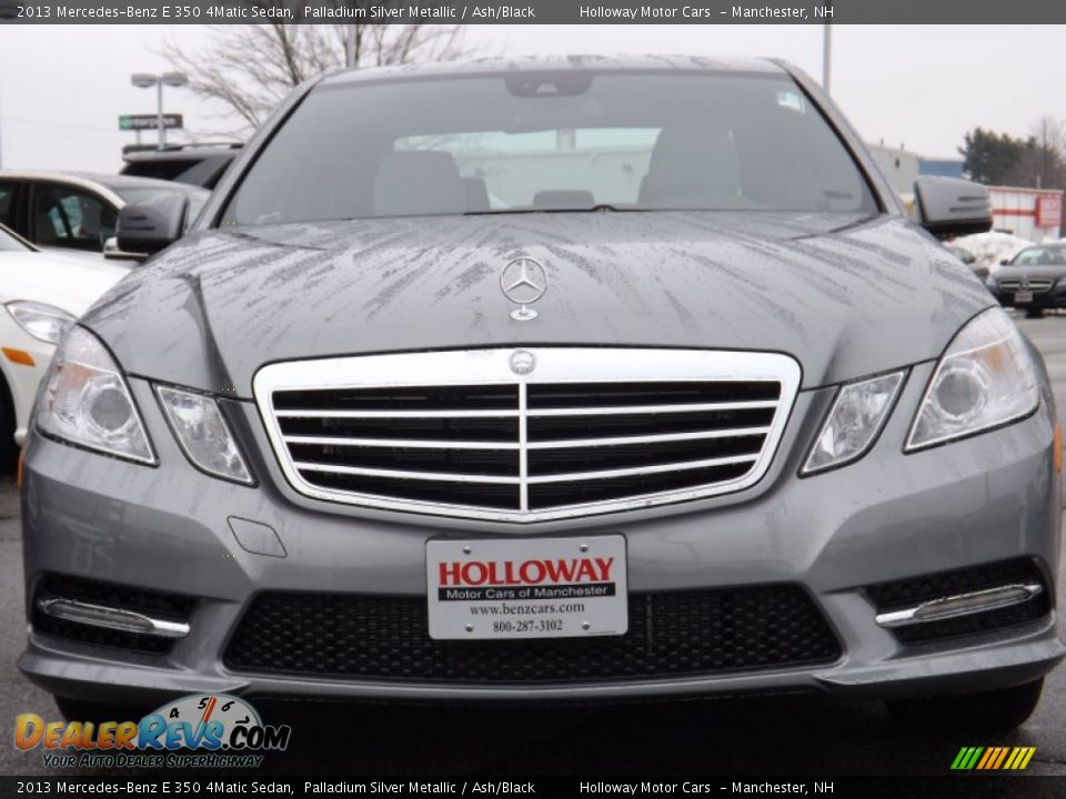 2013 mercedes benz e 350 4matic sedan palladium silver for 2013 mercedes benz e350 4matic