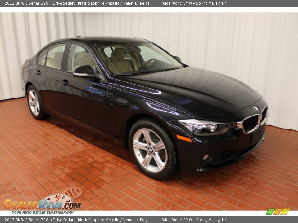 2013 bmw 3 series 328i xdrive sedan black sapphire. Black Bedroom Furniture Sets. Home Design Ideas