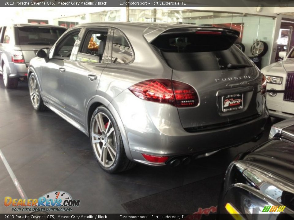 2013 porsche cayenne gts meteor grey metallic black photo 3 dealerrevs