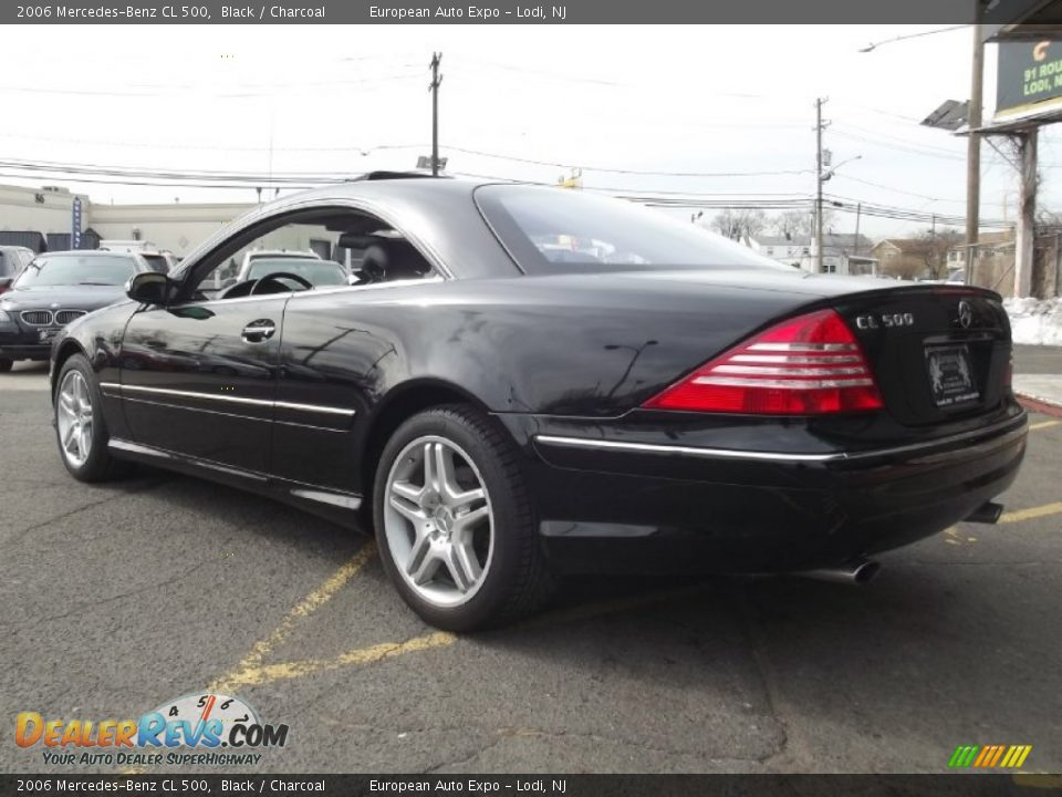 2006 mercedes benz cl 500 black charcoal photo 5 for 2006 mercedes benz cl500