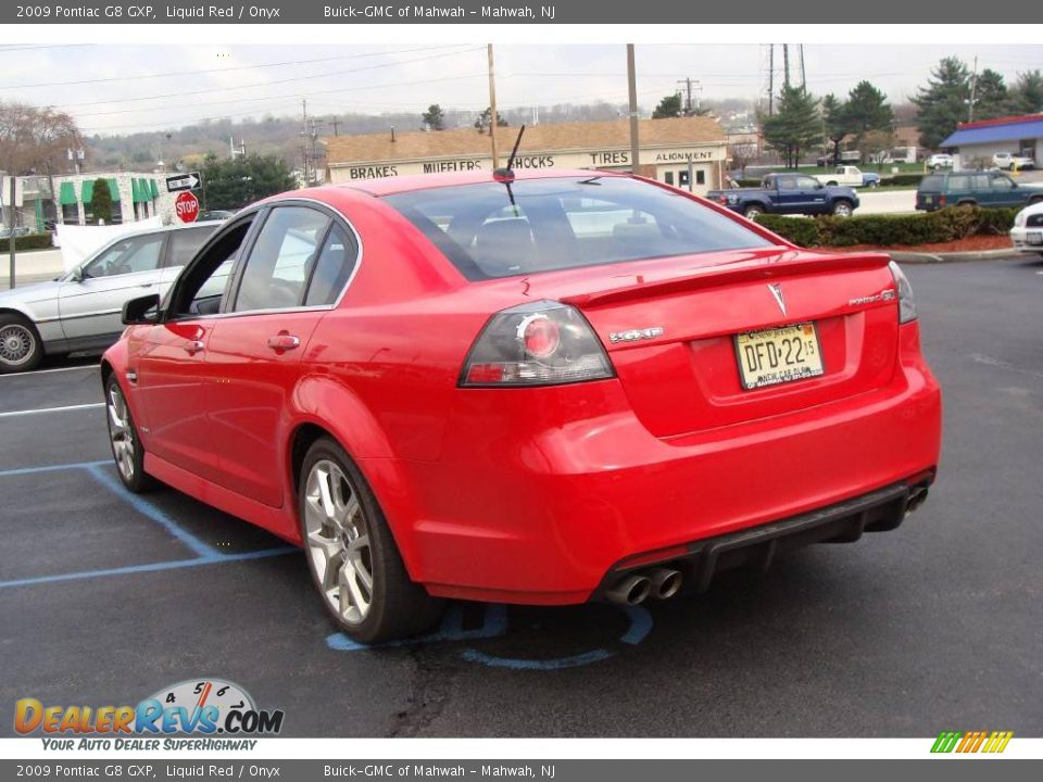 2009 pontiac g8 gxp liquid red onyx photo 7 dealerrevs com