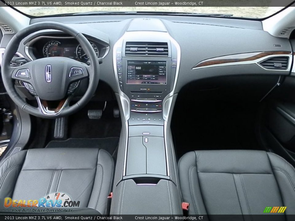 Lincoln Black Label >> Charcoal Black Interior - 2013 Lincoln MKZ 3.7L V6 AWD ...