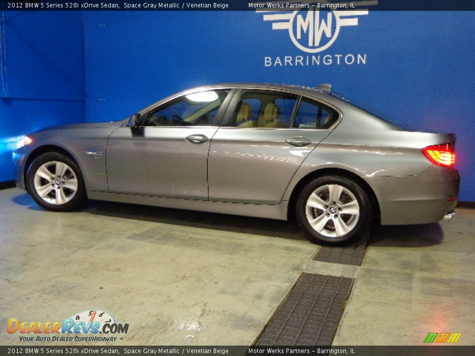2012 bmw 5 series 528i xdrive sedan space gray metallic. Black Bedroom Furniture Sets. Home Design Ideas