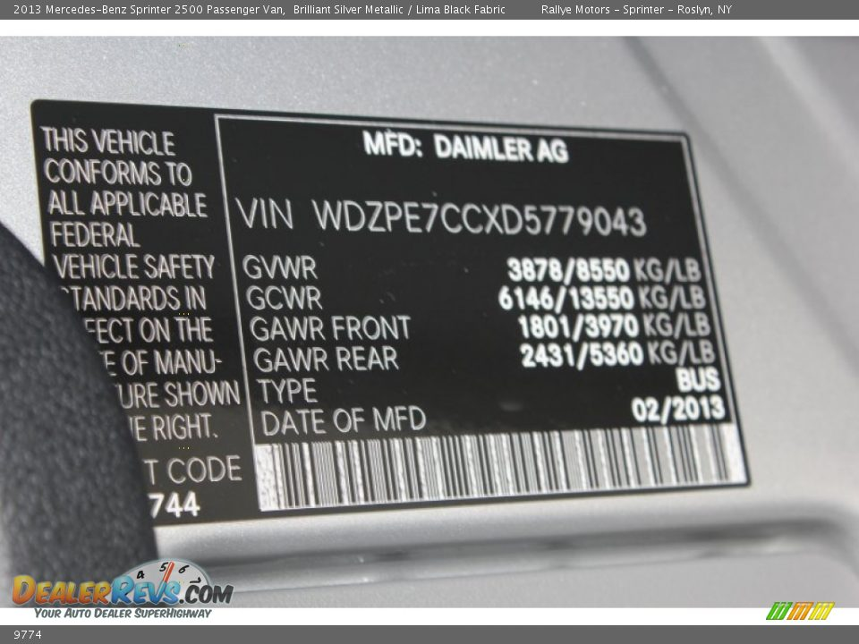 Car Paint Color Code By Vin Number