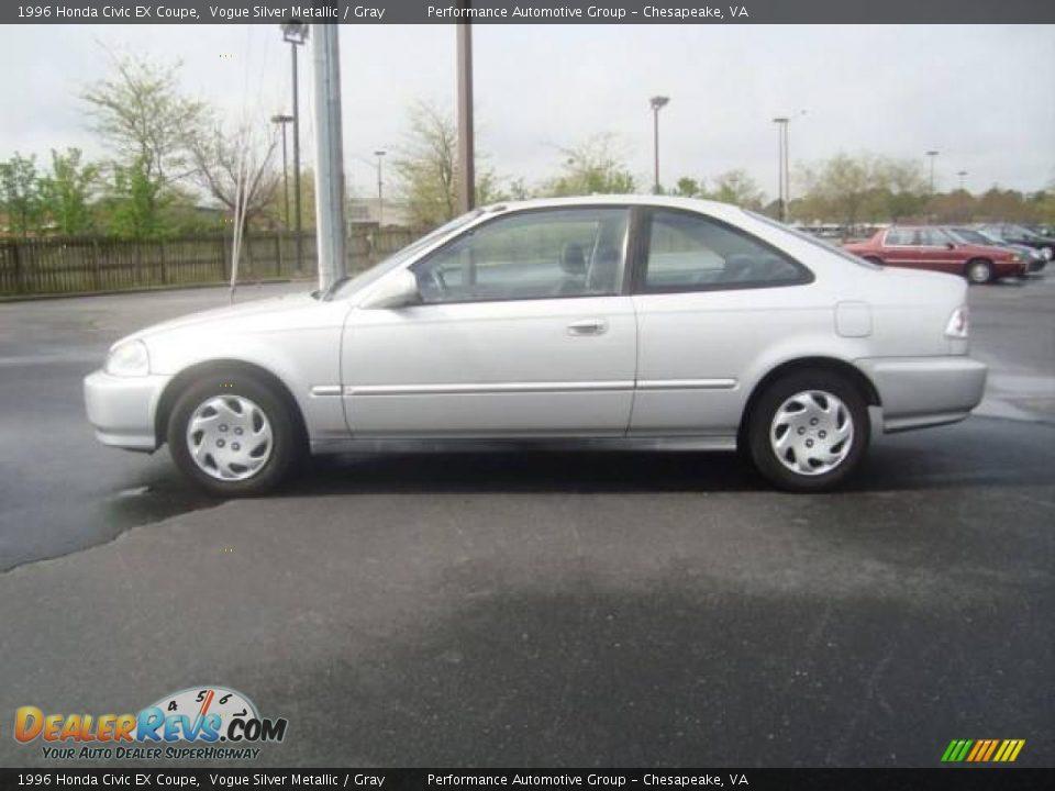 1996 Honda Civic Ex Coupe Car Interior Design