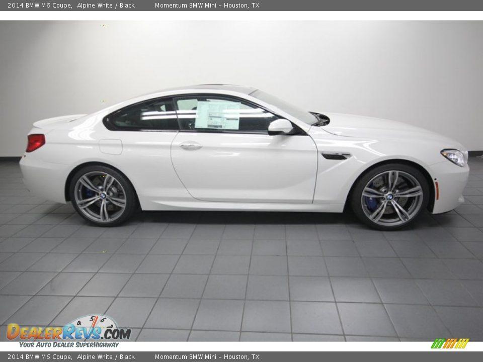 Alpine White 2014 Bmw M6 Coupe Photo 2 Dealerrevs Com