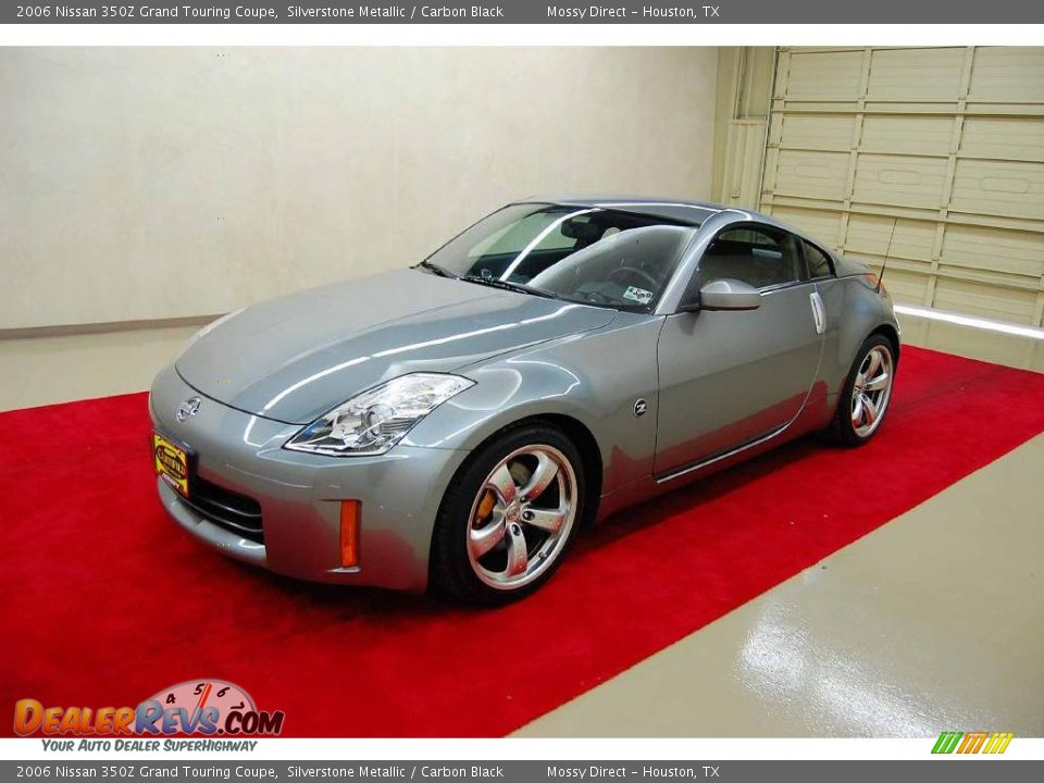 2006 nissan 350z grand touring coupe silverstone metallic. Black Bedroom Furniture Sets. Home Design Ideas