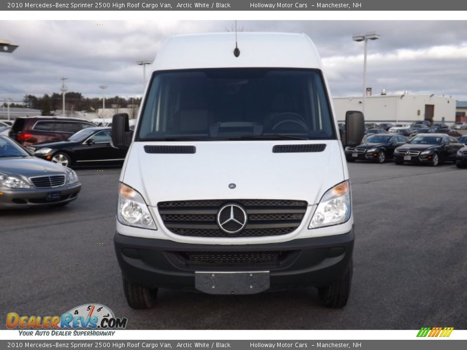 2010 mercedes benz sprinter 2500 high roof cargo van for 2010 mercedes benz 2500