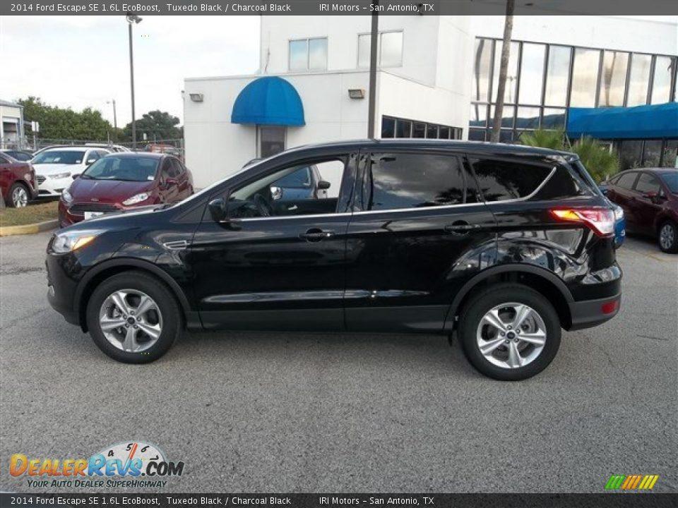 Ford Escape Se >> 2014 Ford Escape SE 1.6L EcoBoost Tuxedo Black / Charcoal Black Photo #2 | DealerRevs.com