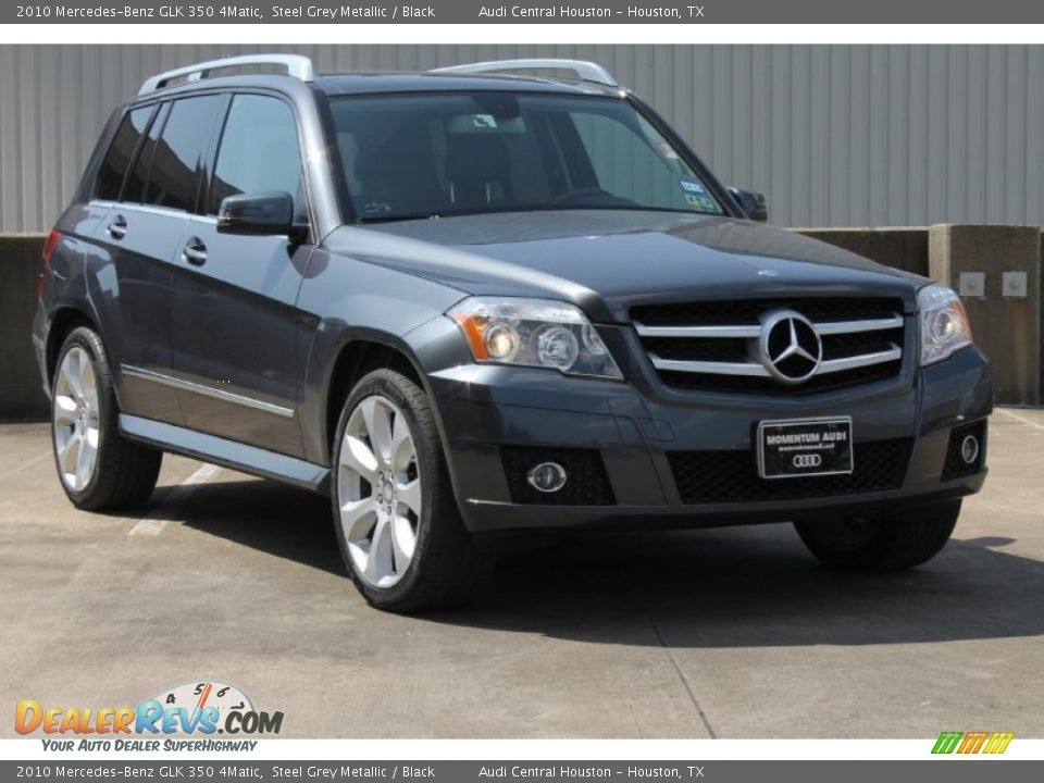 2010 mercedes benz glk 350 4matic steel grey metallic black photo 1. Black Bedroom Furniture Sets. Home Design Ideas