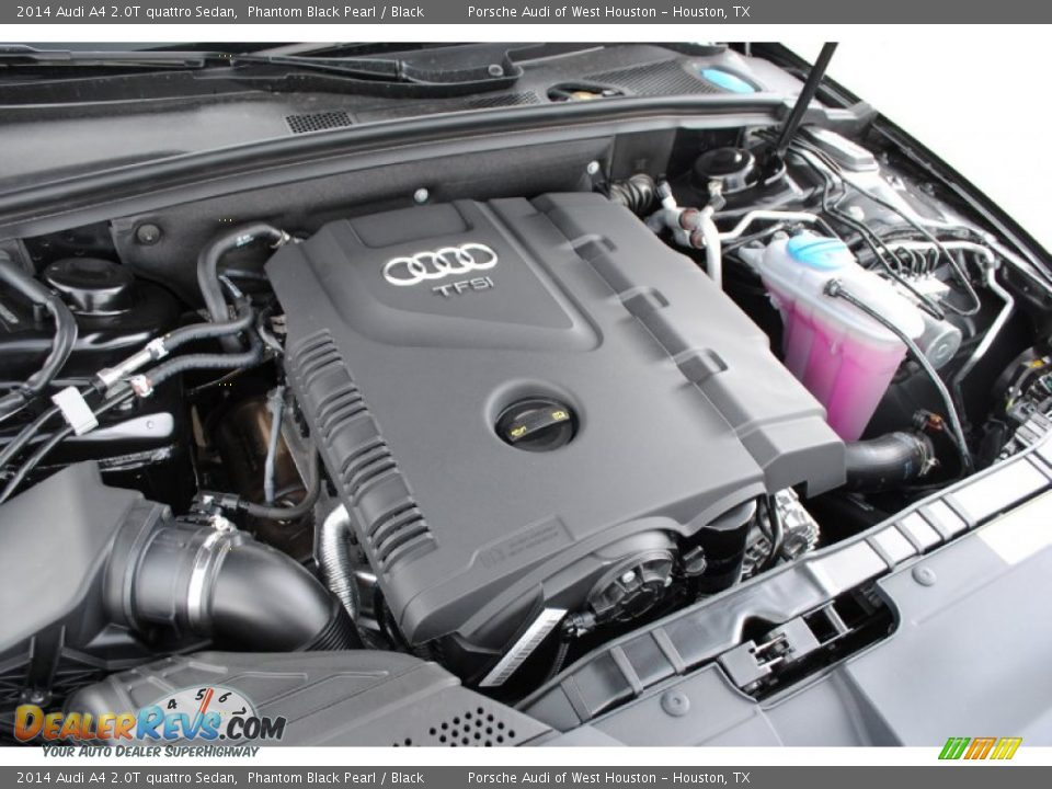 2014 Audi A4 2 0t Quattro Sedan 2 0 Liter Turbocharged Fsi