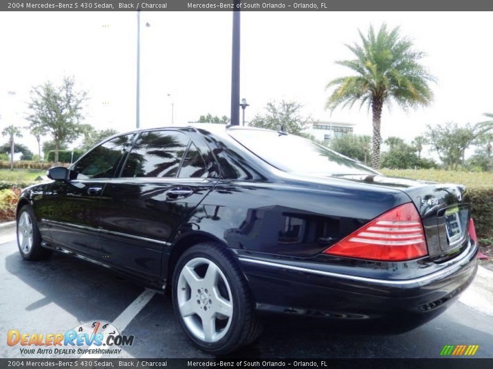 2004 mercedes benz s 430 sedan black charcoal photo 5 for Mercedes benz s 430