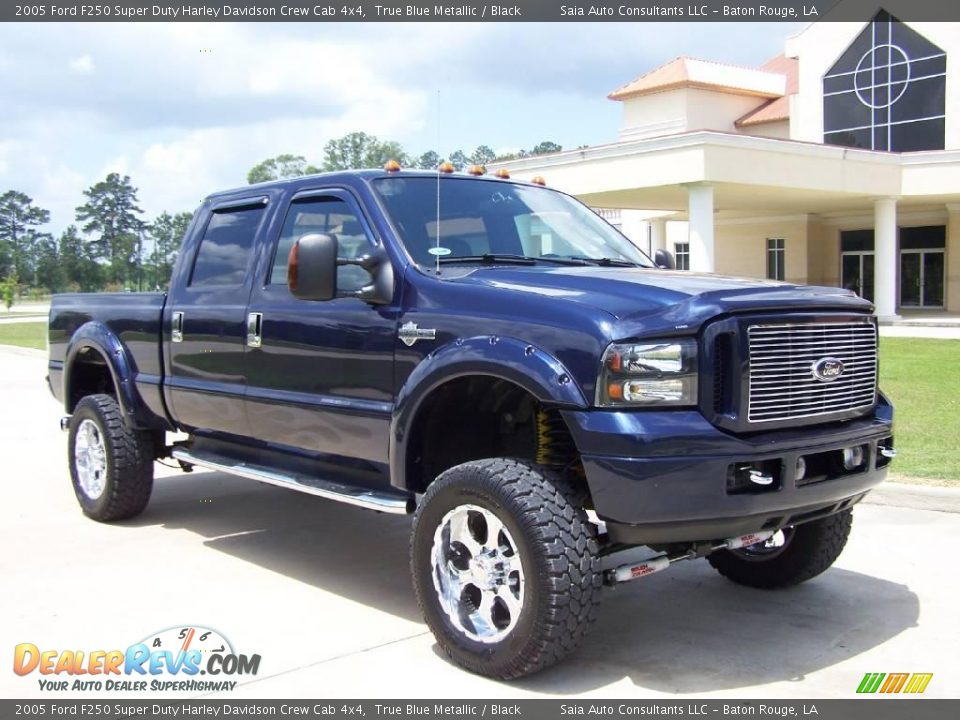 2005 ford f250 harley davidson 4x4 lifted crew cab harley. Black Bedroom Furniture Sets. Home Design Ideas