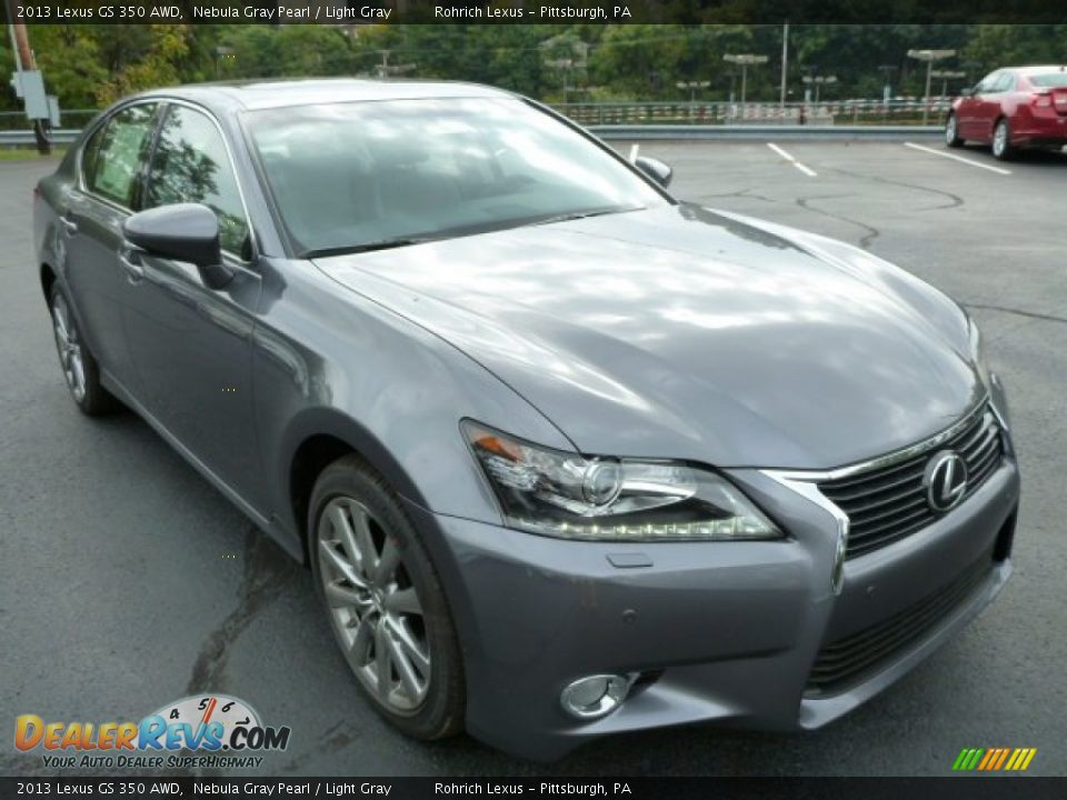 2013 lexus gs 350 awd nebula gray pearl light gray photo 6. Black Bedroom Furniture Sets. Home Design Ideas