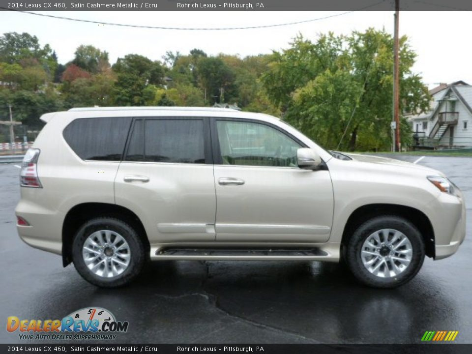 2014 Lexus Gx 460 2017 2018 Best Cars Reviews