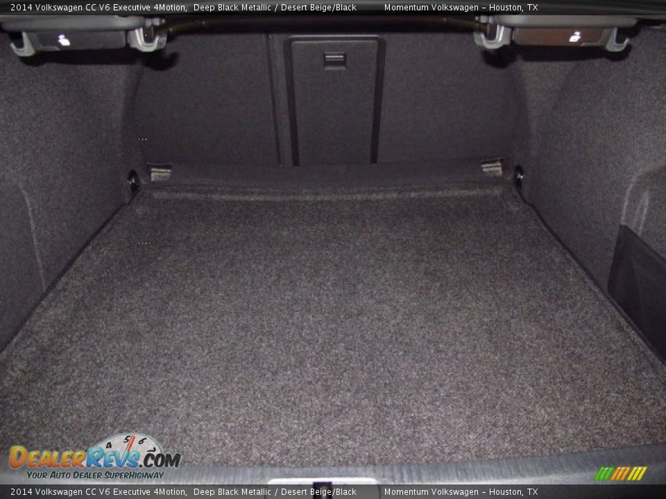 2014 Volkswagen CC V6 Executive 4Motion Trunk Photo #8