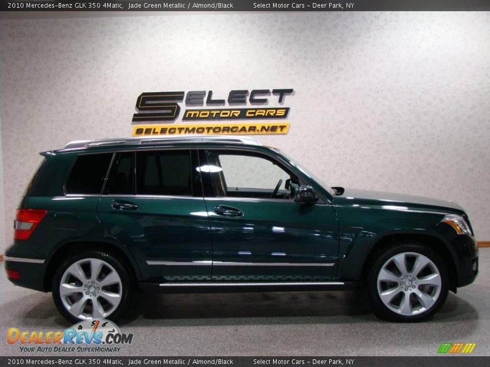 Used Mercedes Glk >> 2010 Mercedes-Benz GLK 350 4Matic Jade Green Metallic / Almond/Black Photo #4 | DealerRevs.com