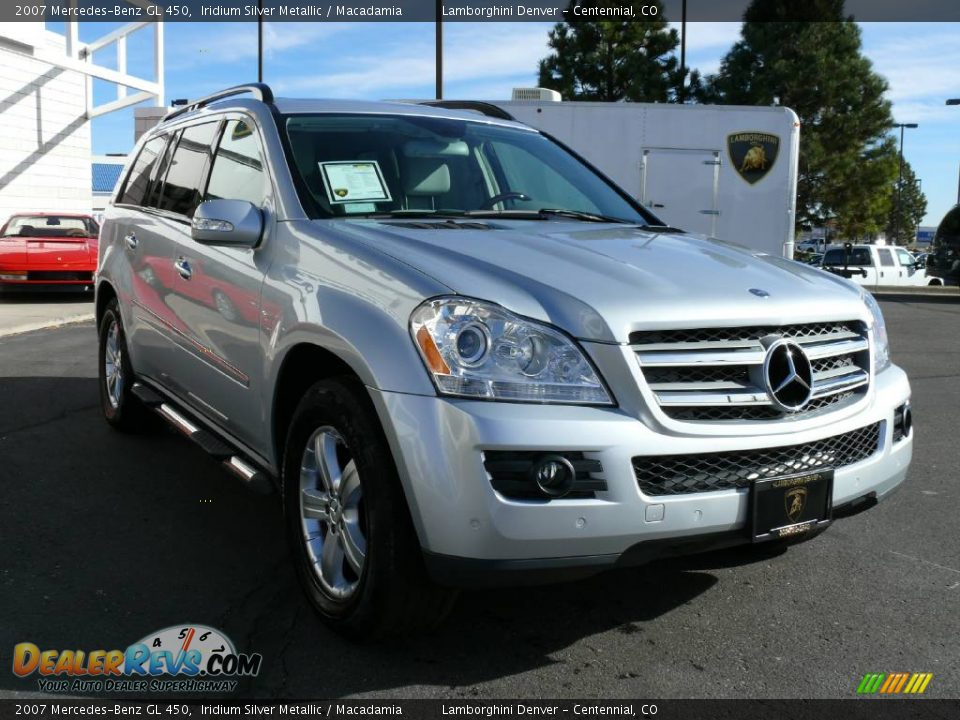 Mercedes gl 450 autos post for Mercedes benz 2007 gl450 accessories