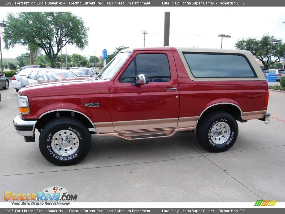 Download image 1995 Ford Bronco Eddie Bauer PC, Android, iPhone and ...