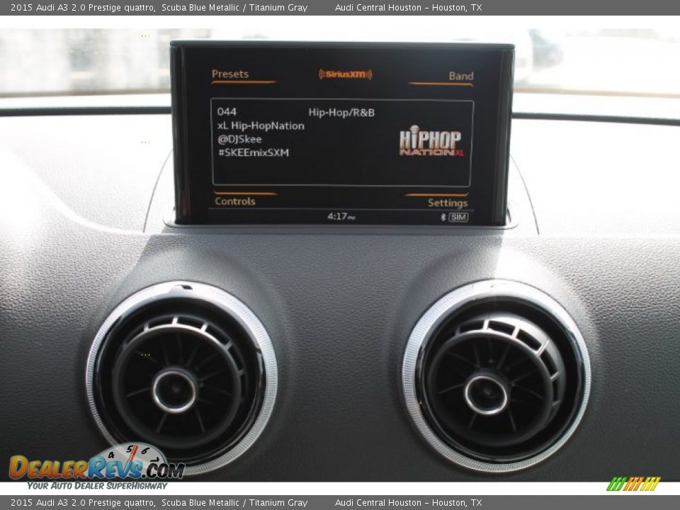 Audio System Of 2015 Audi A3 2 0 Prestige Quattro Photo