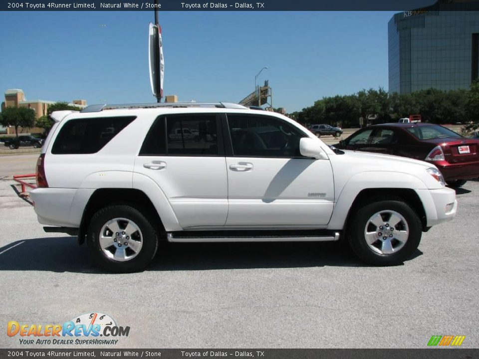 2004 toyota 4runner limited natural white stone photo 5. Black Bedroom Furniture Sets. Home Design Ideas