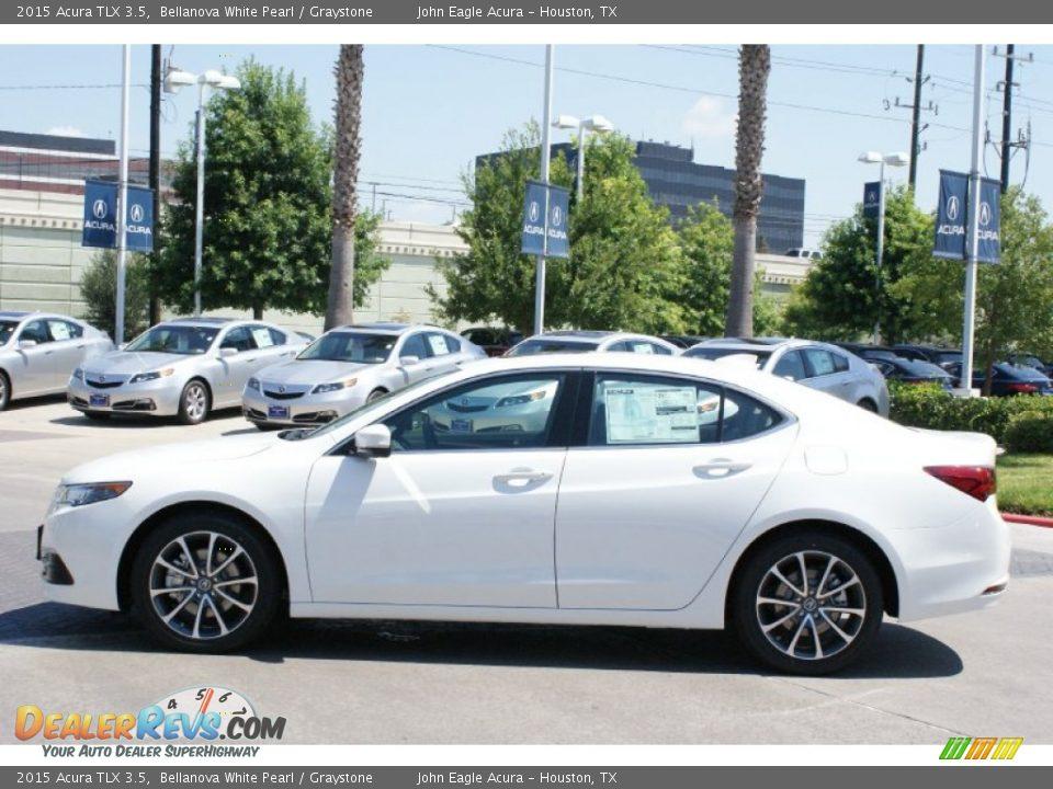 Acura Dealer Locator >> Bellanova White Pearl 2015 Acura TLX 3.5 Photo #5   DealerRevs.com