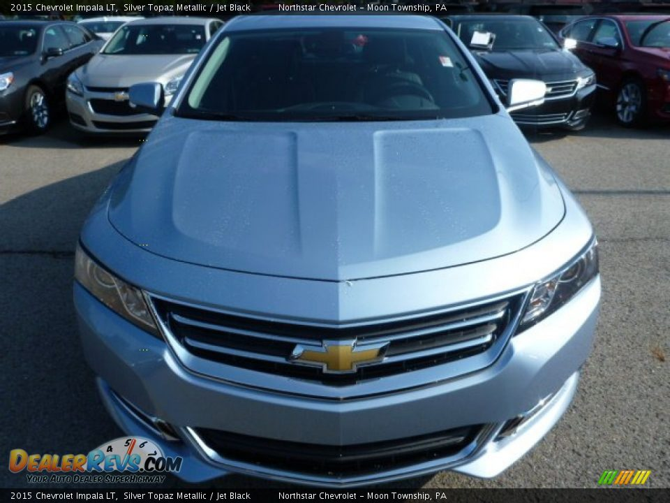 Silver Topaz Metallic Impala Impala lt Silver Topaz