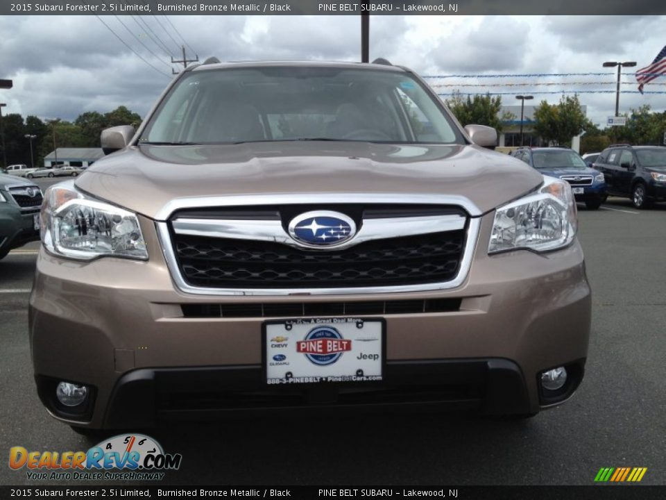 2015 Subaru Forester 2 5i Limited Burnished Bronze