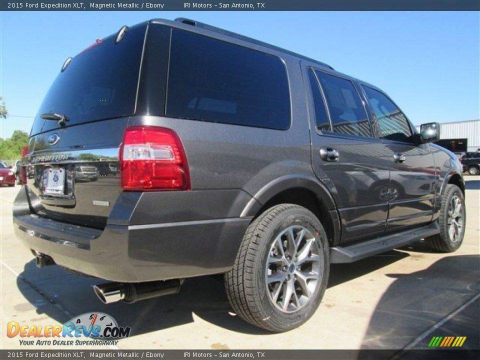 2015 ford expedition xlt magnetic metallic ebony photo 11. Black Bedroom Furniture Sets. Home Design Ideas