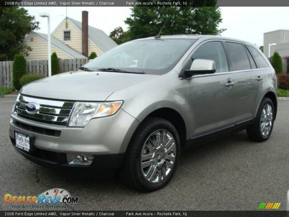 Ford Dealer Locator >> 2008 Ford Edge Limited AWD Vapor Silver Metallic ...