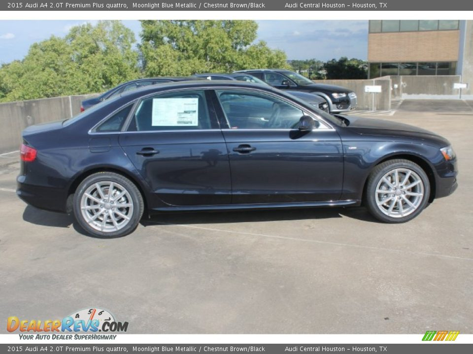 2015 Audi A4 2 0t Premium Plus Quattro Moonlight Blue