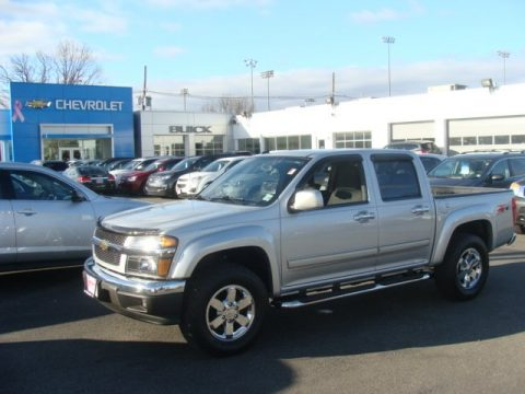 Chevrolet Colorado LT Crew Cab 4x4