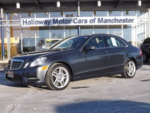 Used 2013 mercedes benz e 350 4matic sedan for sale for Holloway motor cars manchester
