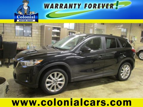 Used 2013 Mazda Cx 5 Grand Touring Awd For Sale Stock