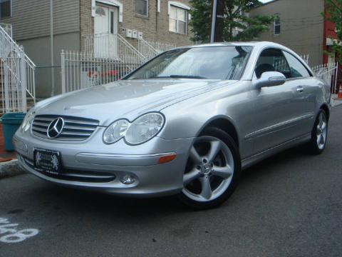 Mercedes Clk 320 Coupe. CLK 320 Coupe with