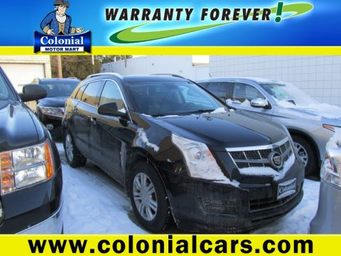 Used 2012 cadillac srx luxury awd for sale stock b5897 for Colonial motors indiana pa