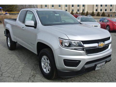 Chevrolet Colorado WT Extended Cab