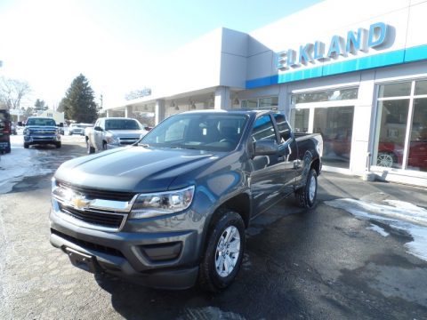 Chevrolet Colorado LT Extended Cab 4WD