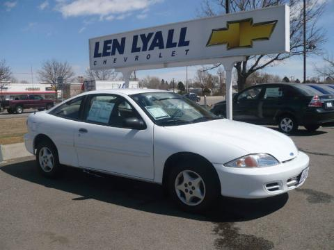 Used 2000 Chevrolet Cavalier Coupe For Sale Stock 89067a