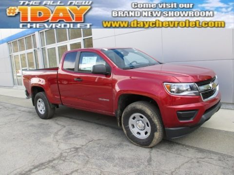 Chevrolet Colorado WT Extended Cab 4WD