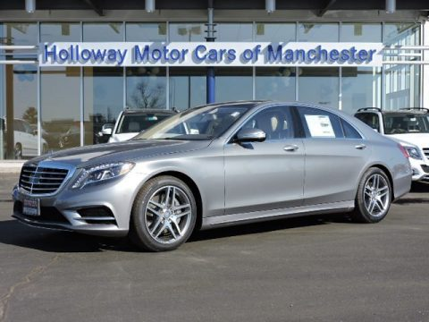 Mercedes-Benz S 550 4Matic Sedan