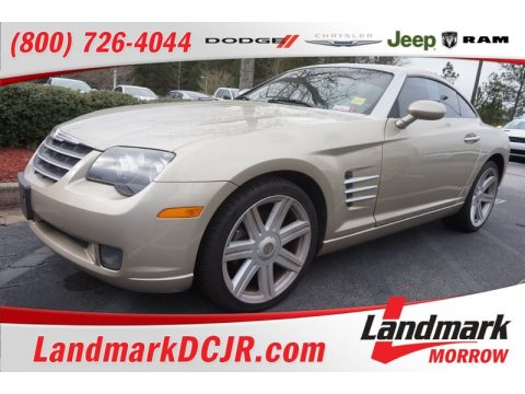 used 2008 chrysler crossfire limited coupe for sale. Black Bedroom Furniture Sets. Home Design Ideas