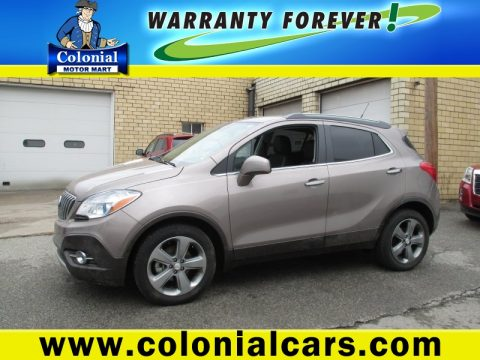 Used 2013 Buick Encore Convenience Awd For Sale Stock