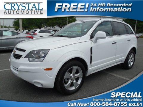 Chevrolet Captiva Sport LTZ